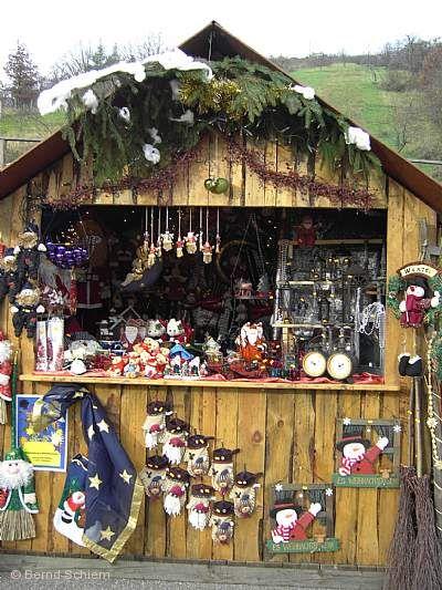 Nikolausmarkt in Staufenberg Gernsbach