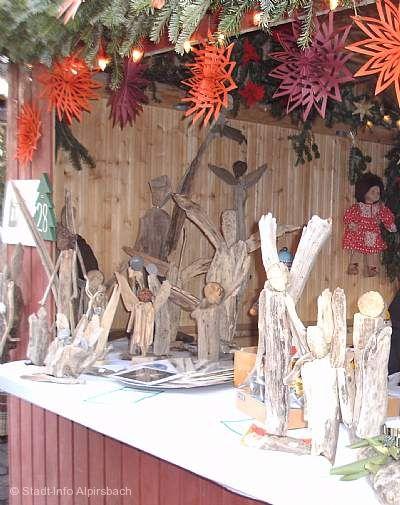 Weihnachtsmarkt Alpirsbach