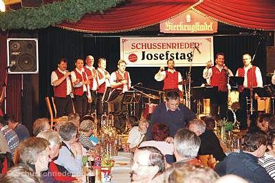 Schussenrieder Josefstag Bad Schussenried