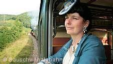 Zeitreisen an der Sauschwänzlebahn Blumberg