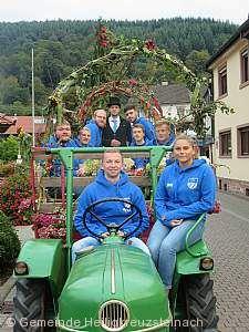 Kirchweih Heiligkreuzsteinach
