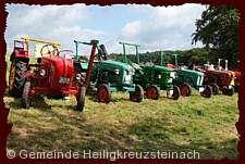 Hilsemer Schleppertreffen Heiligkreuzsteinach