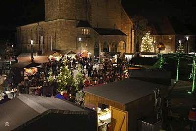 Weihnachtsmarkt Rauenberg