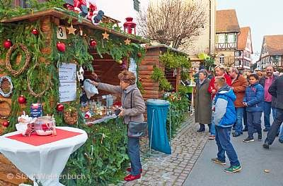45. Waldenbucher Weihnachtsmarkt