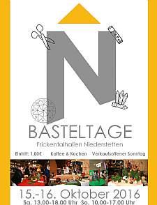 Niederstettener Basteltage