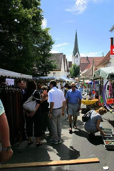 Städtlesfest Aichtal