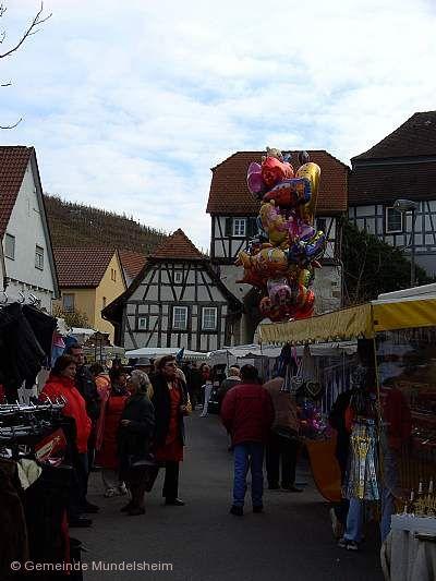 Martinimarkt Mundelsheim