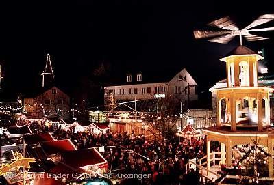 Weihnachtsmarkt Bad Krozingen