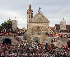 Stauferfestival 2016 Schwäbisch Gmünd