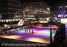 """City on Ice"" Pforzheim"