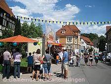Dorffest Neckartenzlingen