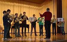 Hornkonzert Todtmoos