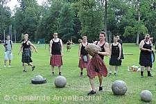 Internationale Highland-Games Angelbachtal