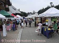 Naturparkmarkt Todtmoos