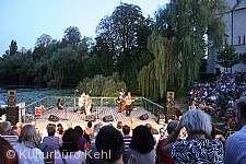 Kultursommer im Rosengarten Kehl