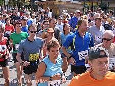 45. Internationaler Bodensee-Marathon Kressbronn Kressbronn am Bodensee