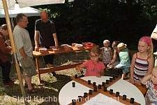 Hofgartenfest Kirchberg an der Jagst
