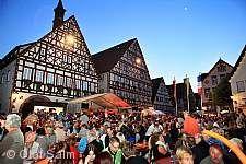 Stadtfest Dornstetten