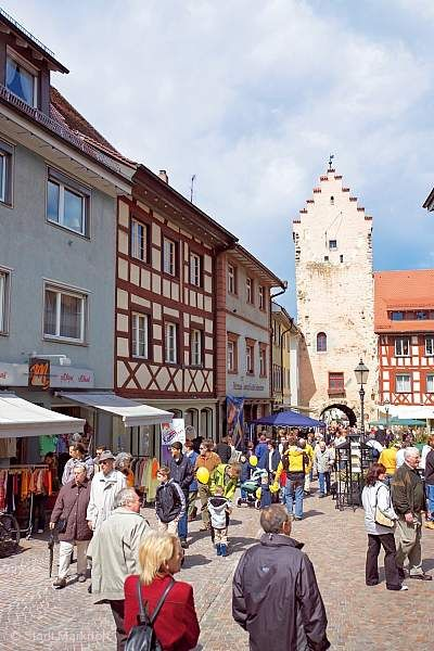 Traditioneller Elisabethenmarkt Markdorf