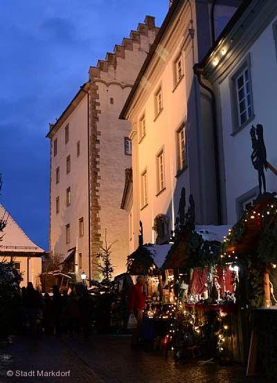 Märchenhafter Weihnachtsmarkt Markdorf