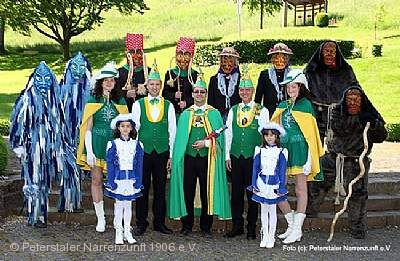 Eröffnungssitzung der Peterstaler Narrenzunft Bad Peterstal-Griesbach