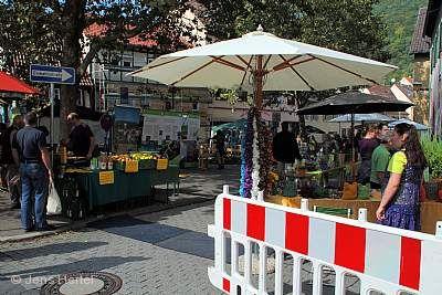 Naturparkmarkt Neckargemünd