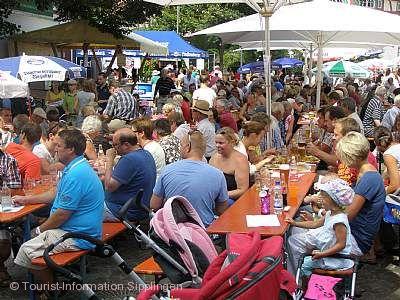 Dorffest Sipplingen