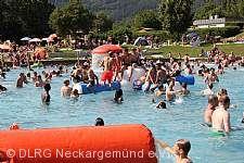 Schwimmbadfest Neckargemünd
