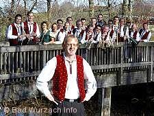 Peter Schad und seine Oberschwäbischen Dorfmusikanten Bad Wurzach
