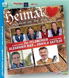 """Hansy Vogt präsentiert """"Heimat - verdammt ich lieb dich!"""" Bad Mergentheim"""