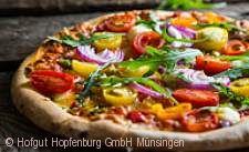 Pizza-Abend im Backhaus von Hofgut Hopfenburg Münsingen