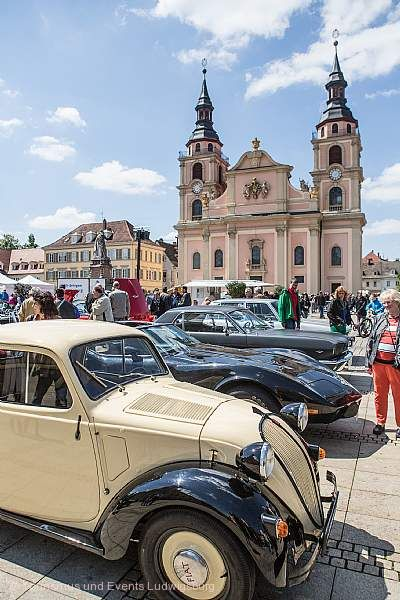 eMotionen - Zeitreise der Mobilität Ludwigsburg