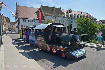 Sommerfest der Stadtkapelle Munderkingen