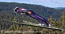 Rothaus FIS Grand Prix Sommerskispringen Hinterzarten am 28.07.2018