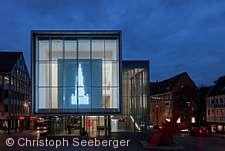 "Ausstellung ""Ben Willikens"" Ulm/Neu-Ulm"