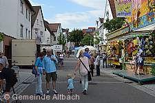 Dorffest Altbach