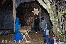 10. St. Blasier Waldweihnacht Sankt Blasien