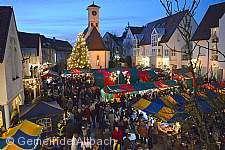 Weihnachtsmarkt Altbach