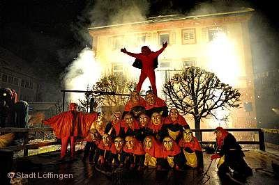 Löffinger Walpurgisnacht Löffingen