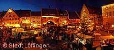 Nikolausmarkt Löffingen am 25.11.2018