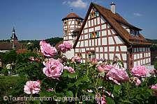 12. Rosenblüten- und Lichterfest Creglingen