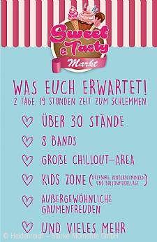 Sweet & Tasty Festival Böblingen