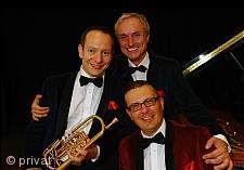 """Trio Palazzo - """"Aber bitte mit Udo"""" Bad Rappenau"""