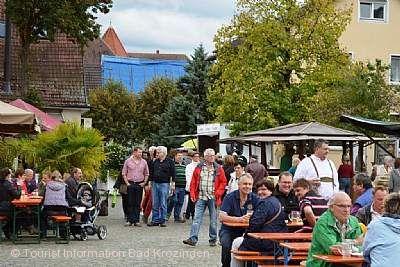 Bad Krozingen im Herbst
