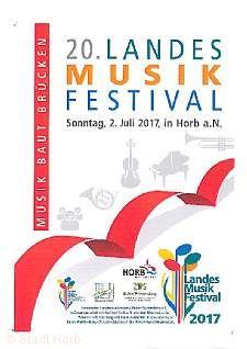 20. Landes-Musik-Festival Horb am Neckar
