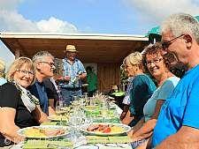 Kulinarische Weinwanderung Bad Krozingen