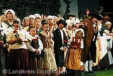 """Staufer-Festspiele """"Zauberflöte"""" Göppingen"""