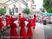 Internationales Kulturfest Weinheim