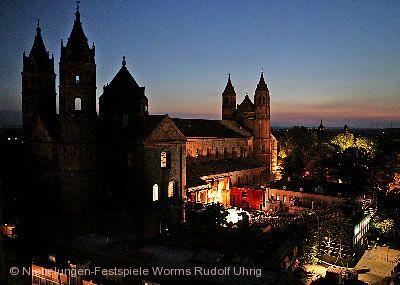 Nibelungenfestspiele Worms