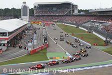 Formel 1 - Großer Preis von Deutschland 2016 Hockenheim